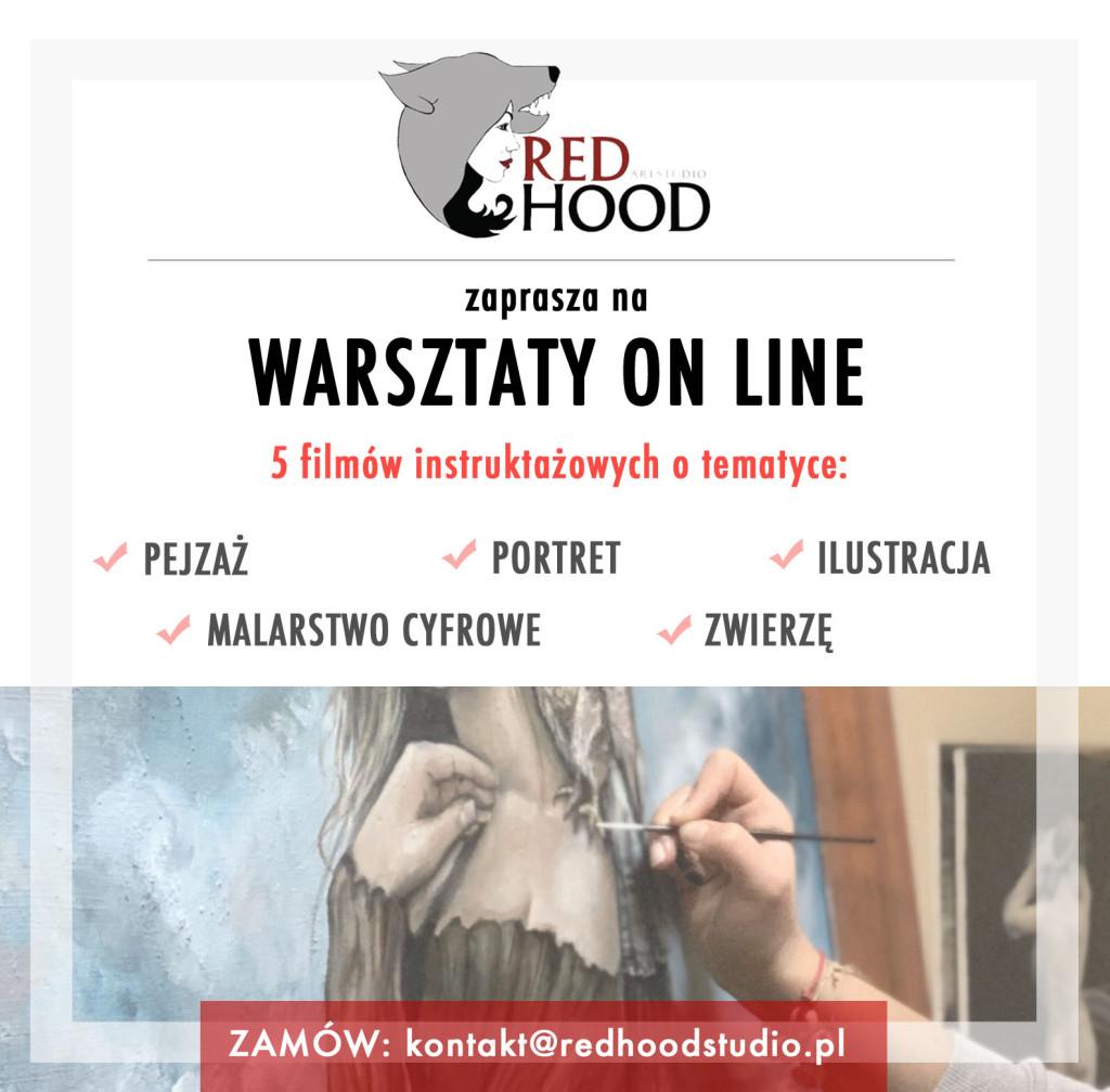 online warsztaty